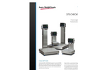 Avery Weigh-Tronix - ZQ375 - Checkweigher Solutions for Food Processing Technical Specifications