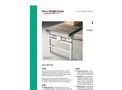 Avery Weigh-Tronix - Weigh Legs Conveyor Scale Components and System Technical Specifications