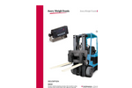 Avery Weigh-Tronix - FS2 - Fork Sensed Scale Kit for Weighing Forklift Loads Brochure