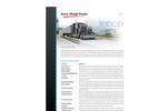 Model BMC HD - Concrete Deck Truck Scale Brochure