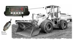 Avery Weigh-Tronix - Hydraulic Sensed Front End Loader Scale