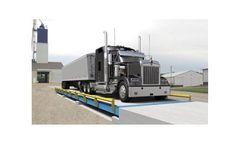 Model BMC HD - Concrete Deck Truck Scale