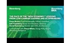 """Sustainable Business Summit 2016 - The Face of the """"New Economy"""", Day 2 Video"""