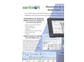 EarthSoft EDGE Data Sheet (Portuguese)
