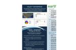 EarthSoft EQuIS Enterprise Data Sheet  2012 (Spanish)