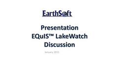 LakeWatch 2011 Presentation