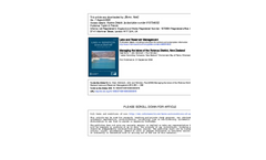 EarthSoft LakeWatch Case Study Rotorua Lakes2 2009