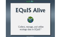 EQuIS Alive Slideshow Presentation 2012