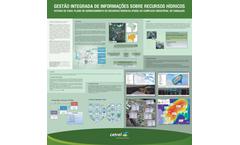 gestão integrada de informações sobre recursos hídricos estudo de caso: plano de gerenciamento de recursos hídricos (pgrh) do complexo industrial de camaçari