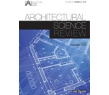 Architectural Science Review