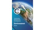 CPD Environment Brochure