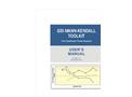 Mann-Kendall - Toolkit Software Brochure