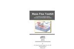 Mass Flux Toolkit Software Brochure