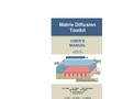 Version version 1.22 - Matrix Diffusion Toolkit Software Brochure