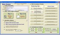 Version E-2081 - ASTM Risk-Based Corrective Action Tool Kit Software for Chemical Releases