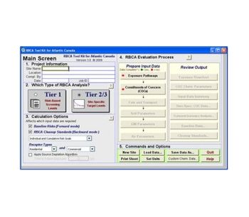 Risk-Based Corrective Action Tool Kit Software-0