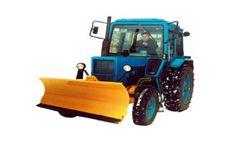 Model LS-2,5.00.000 - Snow-plough Hinged