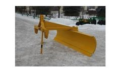 Model SN-250-1 - Snow Removal Terracer Blade