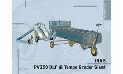 Iras - Model PV - Vacuum Based Fish Pumps - Brochure