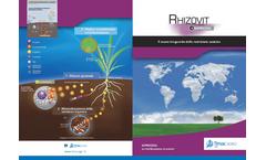 Rhizovit N-Process - Mineral Nitrogen Fertilizer Brochure