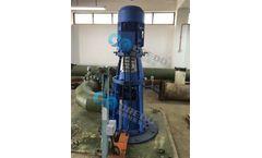 Hunan - Model 350VCP-11 - Vertical Turbine Pump