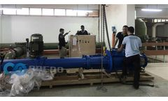 Hunan - Model 400VCP-192F - Vertical Turbine Pump