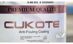 Cukote - Self-Polishing Copolymer Antifouling by Sea Hawk Paints - Video