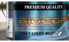 Biocop TF - Top Performing Dual-Biocide Antifouling by Sea Hawk Paints - Video