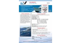 Colorkote Hull Coating Paint - Technical Data Sheet