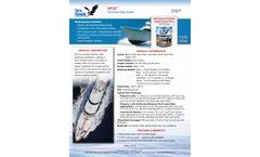AF33 Harder Ablative (Selfpolishing) Antifoulant - Technical Data Sheet