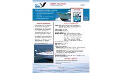 Smart Solution 4700 Series - Advanced Antifouling Paint - Technical Data Sheet