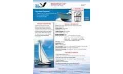 Mission Bay CSF Copper-Free Water-Based Antifouling Bottom Paint - Technical Data Sheet