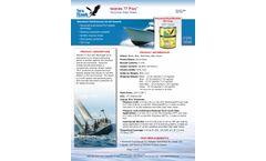 Islands 77 Plus Antifouling Bottom Paint - Technical Data Sheet