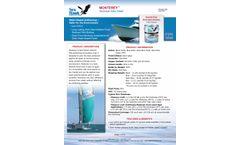 Monterey Water-Based Antifouling - Technical Data Sheet
