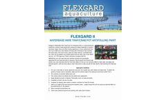 Flexgard Ii Waterbase Wire Trap/Crab Pot Antifouling Paint - Application Guide