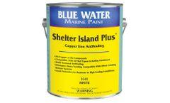 Shelter Island - Model Plus - High Performance Solvent-Base Antifouling