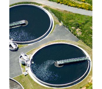 Solutions for the water treatment industry - Water and Wastewater - Water Treatment
