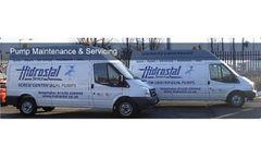 Pump Maintenance & Servicing