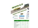 Version MaCH 2.0 - Precision Farming Interface Software Brochure