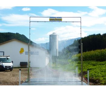 Volpin - Steriltruck - Vehicle Disinfection System