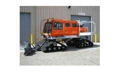 Tucker-Terra / Sno-Cat - Model 1643RE - Over-Snow Vehicle