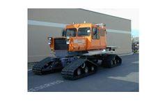 Tucker-Terra / Sno-Cat - Model 1644 - Over-Snow Vehicle