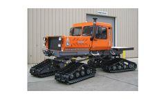 Tucker-Terra / Sno-Cat - Model 1642 - Over-Snow Vehicle
