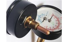 QualityWell - Model WHT-12S - Tridicators-Boiler Gauge