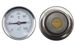 QualityWell - Model ST221SM - Single Magnetic Thermometer