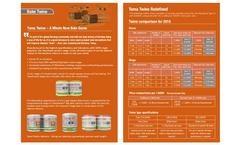 Tama - Bales Twine Brochure