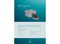 Artec - Washing Tank Brochure
