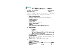 Water Works - Storm Mild Alkaline Spray Wash Solution - MSDS