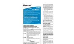 Clearcast - Brochure