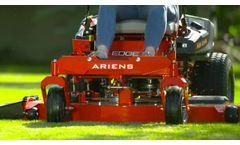 EDGE Zero-Turn Lawn Mower | Ariens - Video